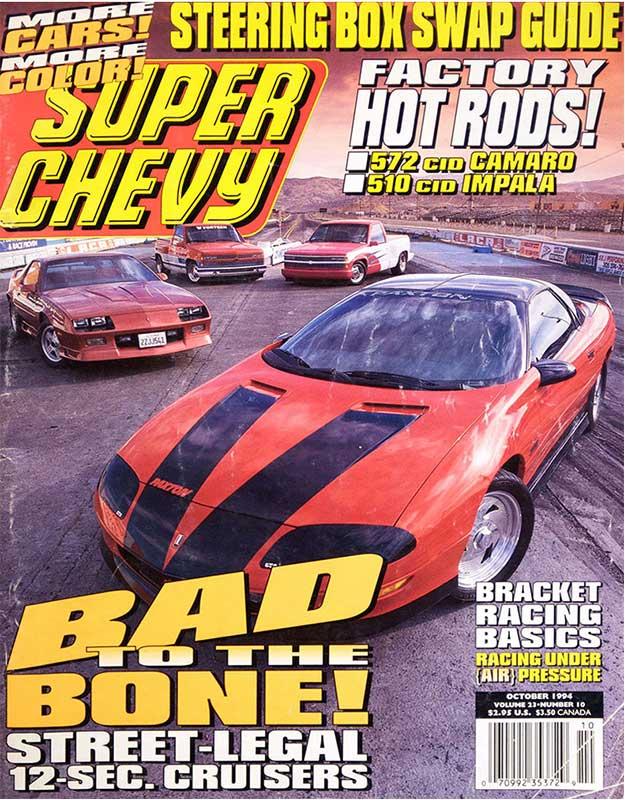 Automotive Images Classic Car Restoration magazine publication